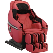 Inada DreamWave Massage Chair, Red