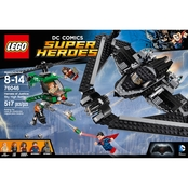 LEGO Heroes of Justice: Sky High Battle