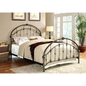 Furniture Of America Queen Metal Bed