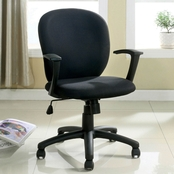 Furniture Of America Fabric Office Chair