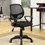 Furniture Of America Mesh Office Chair