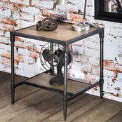 Furniture of America Lenore End Table