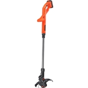 Black & Decker 20V MAX Lithium 10 in. String Trimmer/Edger