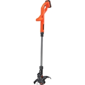 Black & Decker 20V MAX Lithium 10 in String Trimmer/Edger