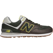 New Balance Men's ML574EXB Athleisure Shoes