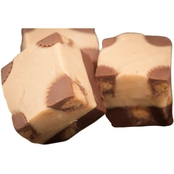 Naper Nuts Chocolate Peanut Butter Fudge