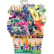 Naper Nuts & Sweets Gummie Galore & More Gift Basket