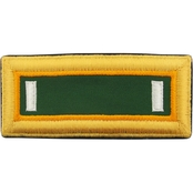 Army 1LT Military Police Male Shoulder Straps