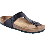 Birkenstock Women's Gizeh Sandals, Black
