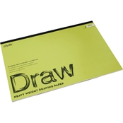 UCreate 18x12 Drawing Tablet, 25 Sheets
