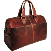Jack Georges Voyager Collection Leather Bag