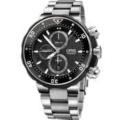 Oris Men's ProDiver Chronograph Set 77476837154ST