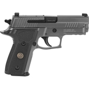 Sig Sauer P229 Legion 9mm 3.9 in. Barrel 15 Rnd 3 Mag Pistol Legion Gray