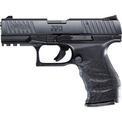Walther PPQ M2 22 LR 4 in. Barrel 10 Rnd Pistol Black