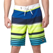 Quicksilver Ocean Everyday Striped 21 in. Boardshorts, Blue