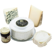 The Gourmet Market French Dessert Cheese Collection