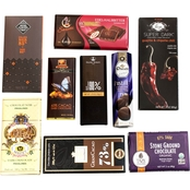 The Gourmet Market The International Extra Dark Chocolate Collection
