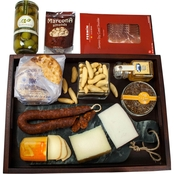 The Gourmet Market The Spanish Fig & Cheese & Charcuterie Collection