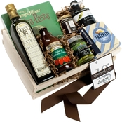 The Gourmet Market A Tour of Italy Gift Crate