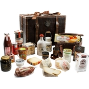The Gourmet Market Luxury French Gift Trunk