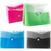 Filexec Expanding File 13 Wave Pockets (Color May Vary)