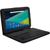 Visual Land Prestige Elite 10QL 10.1 In. 16GB Android 5 Tablet Keyboard Bundle