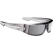 Spy Optic Logan Plastic Rectangle Happy Lens Mirror Sunglasses 670939204352