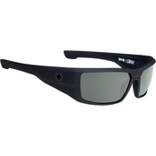 Spy Optic Dirk Plastic Rectangle Happy Lens Sunglasses 672052973863