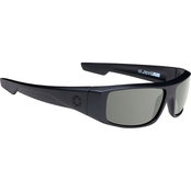 Spy Optic Logan Plastic Rectangle Happy Lens Polarized Sunglasses 670939973864