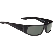 Spy Optic Cooper Plastic Rectangle Happy Lens Sunglasses 670195973863