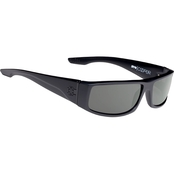 Spy Optic Cooper Plastic Rectangle Happy Lens Polarized Sunglasses 670195973864