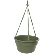 Bloem 12 in. Dura Cotta Hanging Basket