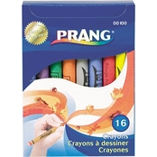 Prang Crayons Made With Soy 16 Pk.