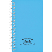 National  Wirebound Memo Book, 5 in. x 3 in. Narrow Rule, 60 Sheets