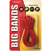 Alliance Big Bands Rubber Bands 12 Pk.