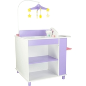Teamson Kids Little Princess Baby Changing Station