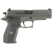 Sig Sauer P226 Legion SAO 9mm 4.4 in. Barrel 15 Rnd 3 Mag Pistol Legion Gray