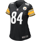 Nike NFL Pittsburgh Steelers Women's Antonio Brown Jersey
