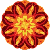 Grund Mandala Collection Knowledge of Self Rug