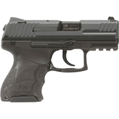 HK P30SK 9MM 3.27 in. Barrel 10 Rds 3-Mags NS Pistol Black with LEM Trigger