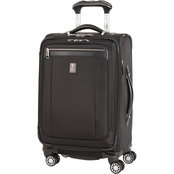 Travelpro Platinum Magna 2 20 In. Expandable Business Plus Spinner, Black