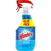 Windex Glass Cleaner with Ammonia D Value Pack 2 Ct..