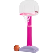 Little Tikes Girls TotSports Easy Score Basketball Set