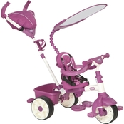 Little Tikes 4 in 1 Sports Edition Trike, Pink