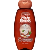 Garnier Whole Blends Shampoo with Coconut Oil and Cocoa Butter Extracts