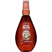 Garnier Whole Blends Smoothing Oil with Coconut Oil and Cocoa Butter Extracts