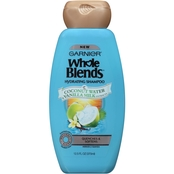 Garnier Whole Blends Shampoo with Coconut Water and Vanilla Milk Extracts