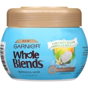 Garnier Whole Blends Hair Mask with Coconut Water and Vanilla Milk Extracts