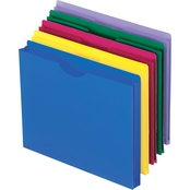 Pendaflex Expanding File Jackets, Letter, Poly, 10/Pack