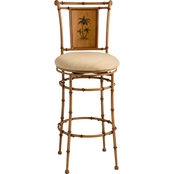 Hillsdale West Palm Swivel Stool